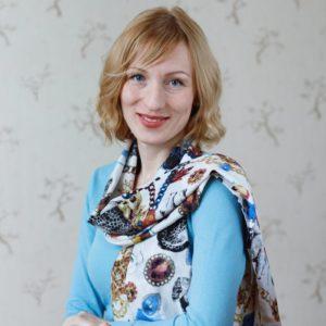 """Ефимцева Таисия, преподаватель """"Интерлэнг"""""""
