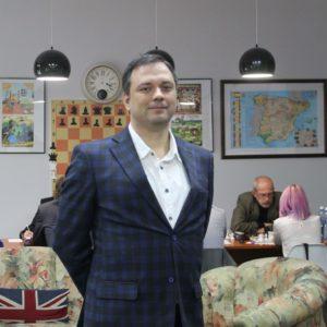 Каргин Арсений Борисович в Интерлэнг
