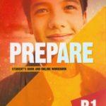 Книга по английскому Prepare
